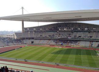 Atatürk Olimpiyat stadium