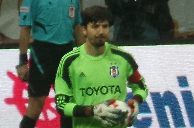 39de1358dd1 Besiktas goalkeeper ruled out for the rest of the season
