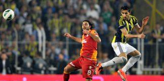 Galatasaray v Fenerbahce