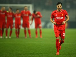 Philippe Coutinho Emre Can Liverpool team news
