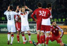 Azerbaijan v Germany