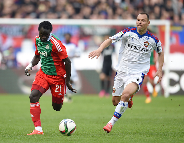 Oumar Niasse Crystal Palace transfer news