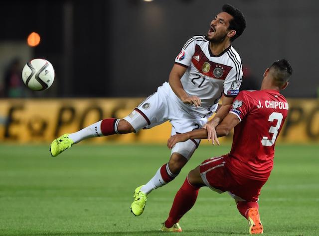 Twitter reacts to Manchester United target Ilkay Gündoğan's