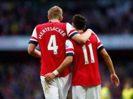 Arsenal news Per Mertesacker