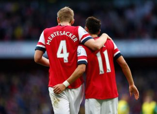 Arsenal news Per Mertesacker