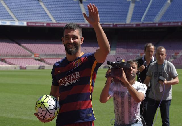 Arda Turan Man United transfer news