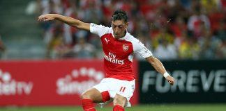 Arsenal transfer news: Mesut Ozil Amine Gulse