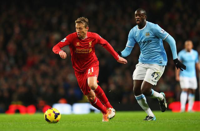 Liverpool team news Yaya Toure