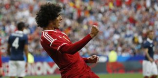 Man United transfer news Marouane Fellaini