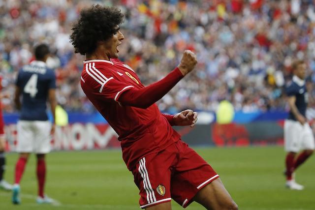 Man United transfer news Marouane Fellaini