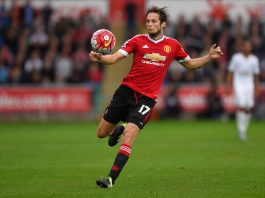 Daley Blind Man City v Man United