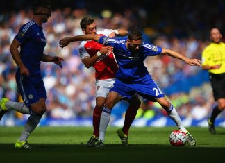 Arsenal team news Chelsea team news