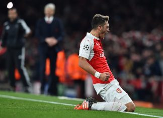 Arsenal news Arsenal team news Sergio Ramos