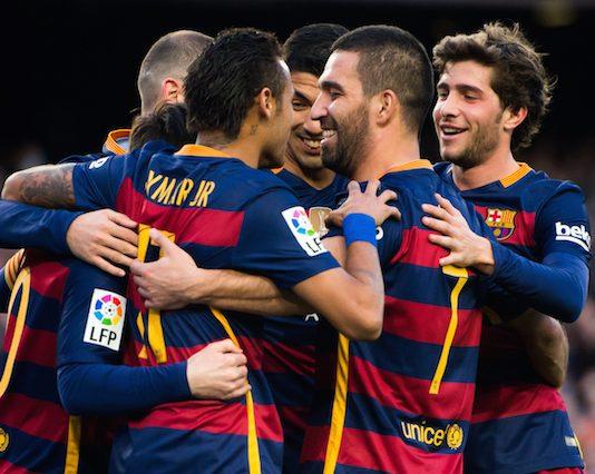 Barcelona team news