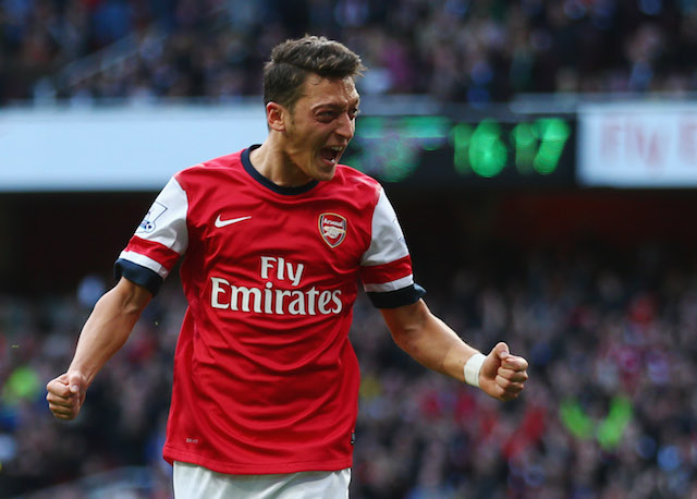 Arsenal star Mesut Ozil Arsenal transfer news