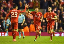 Liverpool v Everton Liverpool news Emre Can Liverpool star man of the match