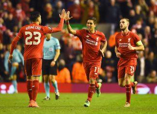 Liverpool v Everton Liverpool news Emre Can Liverpool star man of the match