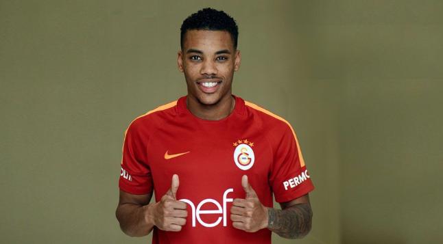 Galatasaray - Garry Rodriguez