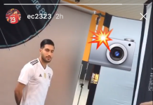 Emre Can Liverpool Model