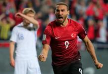 Crystal Palace transfer news, Cenk Tosun