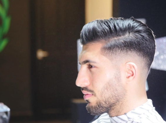 Emre Can haircut
