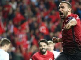 Crystal Palace transfer news Cenk Tosun