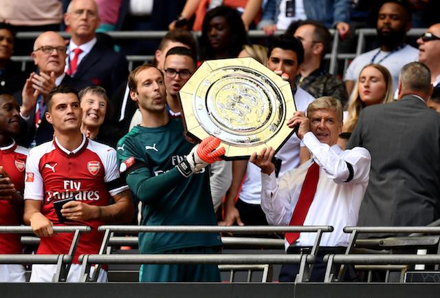 Arsenal team news Arsene Wenger