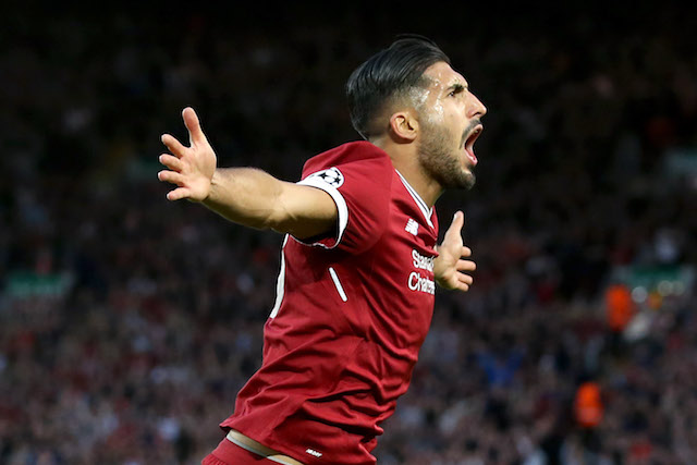 Liverpool transfer news Emre Can