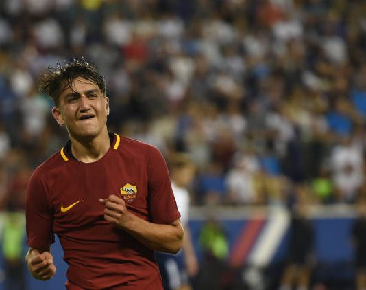 Cengiz Under Tottenham Manchester City