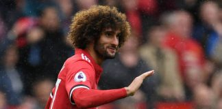 Marouane Fellaini Manchester United Besiktas