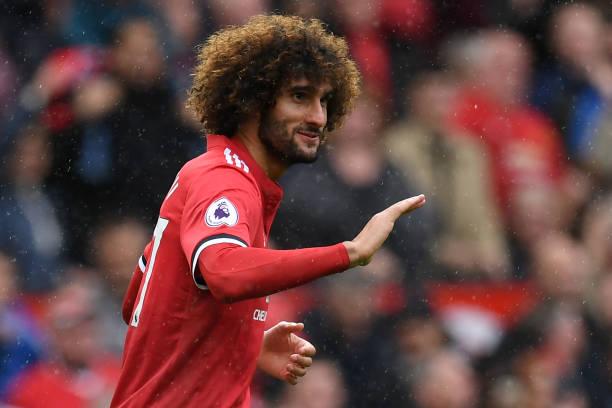 Marouane Fellaini Manchester United Besiktas