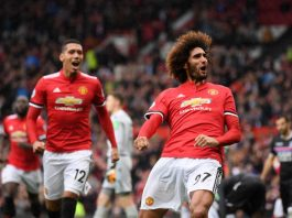Fellaini Arsenal Besiktas manchester united