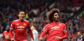 Fellaini Arsenal Besiktas manchester united