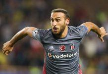 Cenk Tosun Besiktas Juventus Tottenham Newcastle