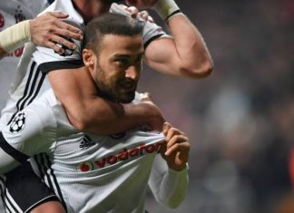 Cenk Tosun Newcastle Besiktas