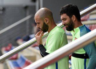 Arda Turan Arsenal Barcelona