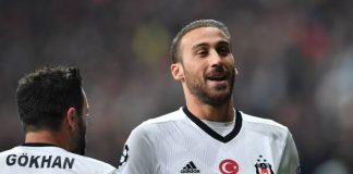 Cenk Tosun Besiktas Newcastle Everton