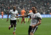 Cenk Tosun Besiktas Juventus