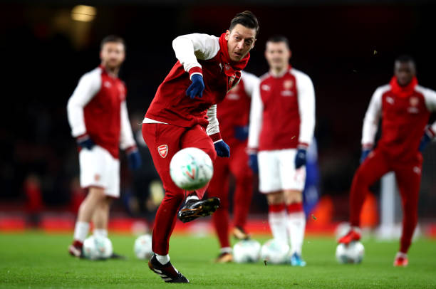 Transfer Rater: Nacho Monreal to Barcelona, Mesut Ozil to Fenerbahce