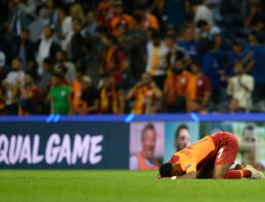 Garry Rodrigues Newcastle Galatasaray