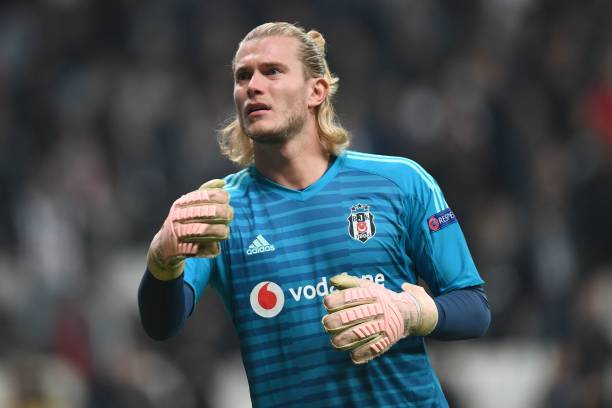 Liverpool loanee Karius criticised by Besiktas manager