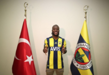 Victor Moses Chelsea Fenerbahce