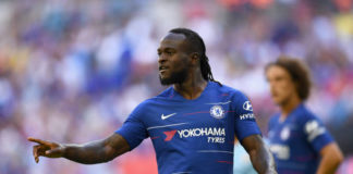 Victor Moses Fenerbahce Chelsea