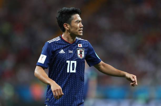 Shinji Kagawa Besiktas Borussia Dortmund