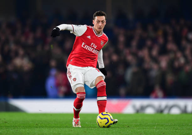 Fenerbahce plan to sign Arsenal star Mesut Ozil with crowd funding ...